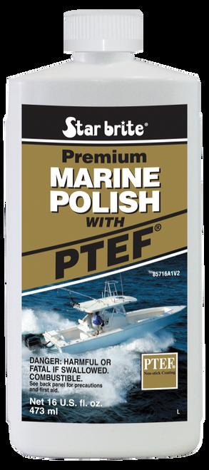 Starbrite Premium PTEF Marine Polish #085716pw