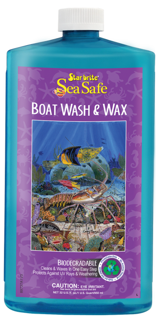 Starbrite Sea Safe Wash & Wax #089737P