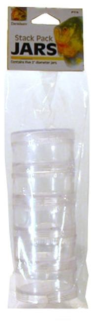 Danielson Stack & Pack Jars #PT5