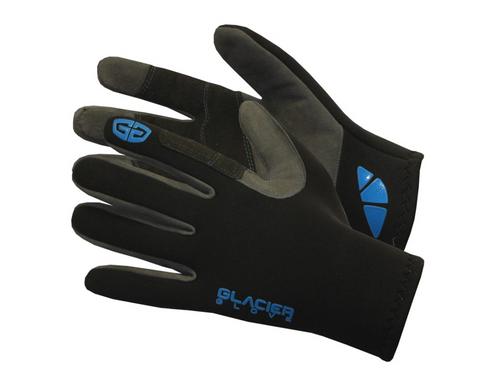 Glacier Gloves Neoprene Guide Glove #825BK-S