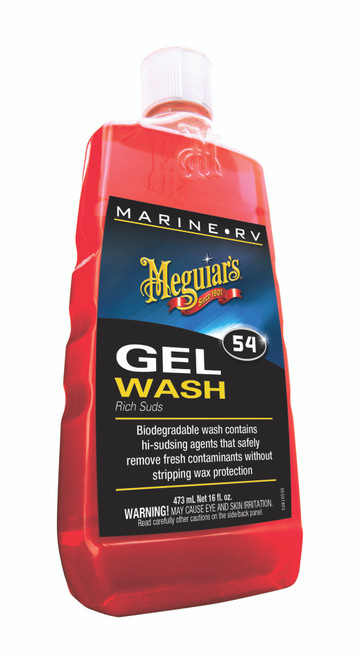 Meguiar's Inc. Boat Wash Gel #M5416