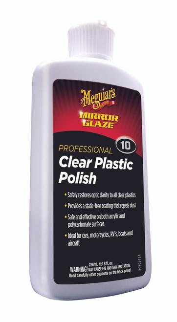 Meguiar's Inc. Plastic Polish #M1008