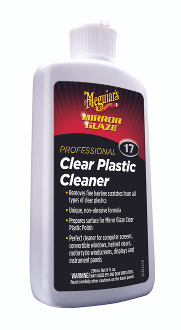 Meguiar's Inc. Plastic Cleaner #M1708
