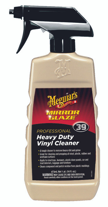 Meguiar's Inc. Heavy Duty Vinyl Cleaner #M3916