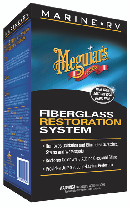 Meguiar's Inc. Oxidation Removal Kit #M4965