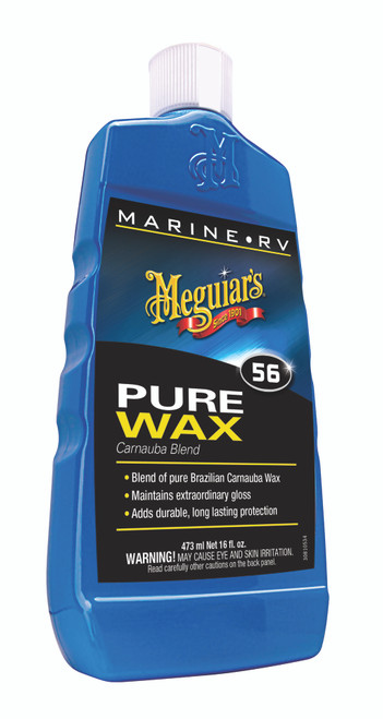 Meguiar's Inc. Boat & RV Pure Wax #M5616