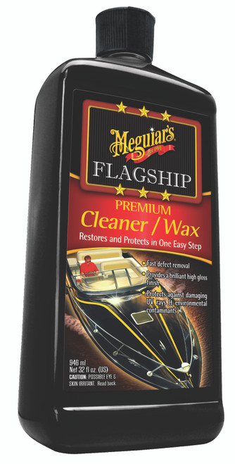 Meguiar's Inc. Flagship Cleaner Wax #M6132