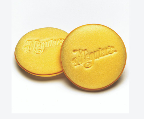 Meguiar's Inc. Foam Applicator Pad #W0004