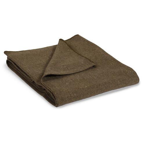 Stansport Wool Blanket GRY #1244