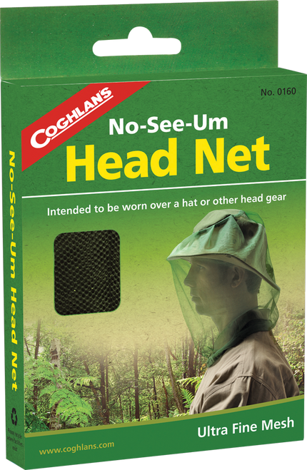 Coghlan's No-See-Um Head Net #160