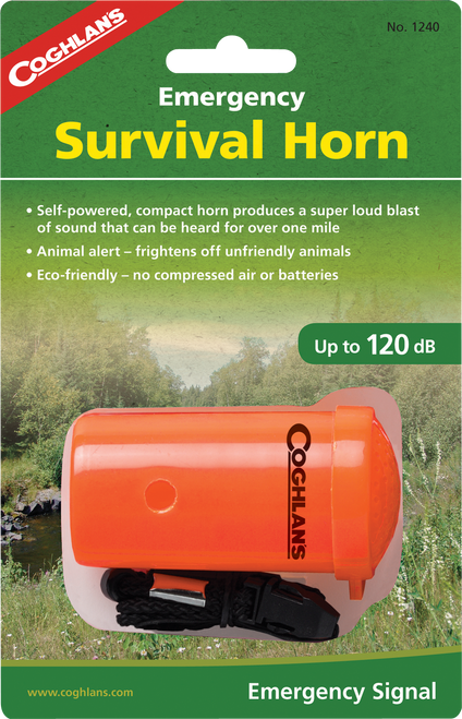 Coghlan's Emergency Survival Horn #1240