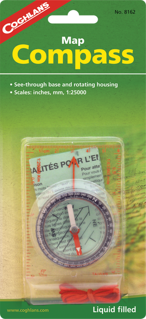 Coghlan's Map Compass #8162