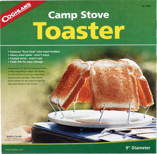 Coghlan's Camp Stove Toaster #504D