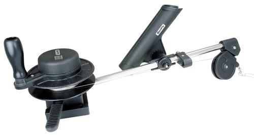 "Scotty Compact Depthmaster 23"" Manual Boom Downrigger Kit #1050DPR"