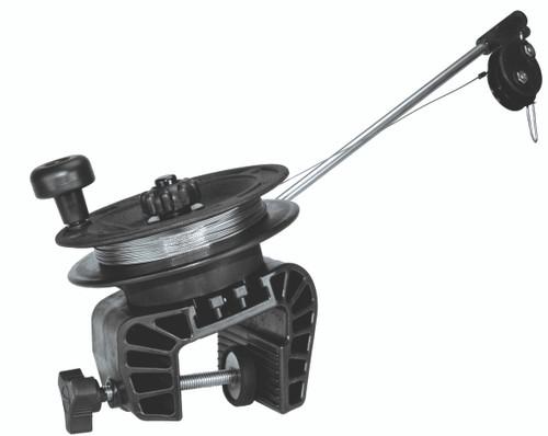 Scotty® Laketroller Manual Downrigger & Clamp Mount #1071DP