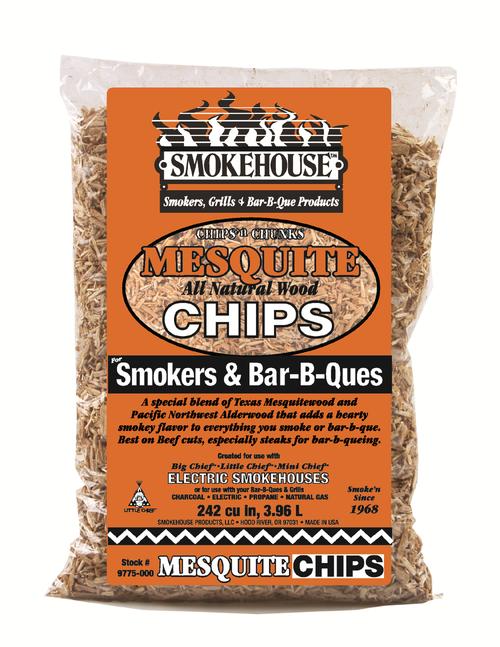 Smokehouse® Smoker Wood Chips #9775-000-0000