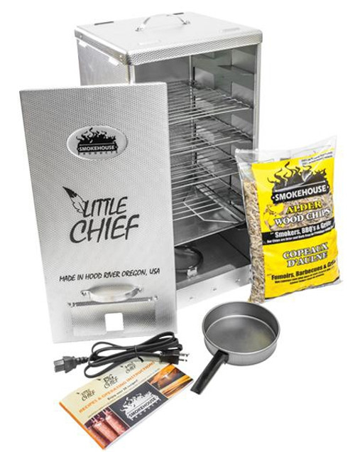 Smokehouse® Little Chief Smoker (Front Load) #9900-000-0000