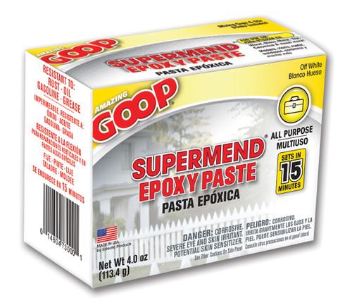 Amazing GOOP® SuperMend® Epoxy Paste
