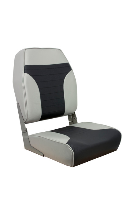 Springfield Marine High Back Folding Seat