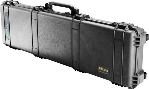 Pelican™ Rifle & Shotgun Long Case #1750-BLK