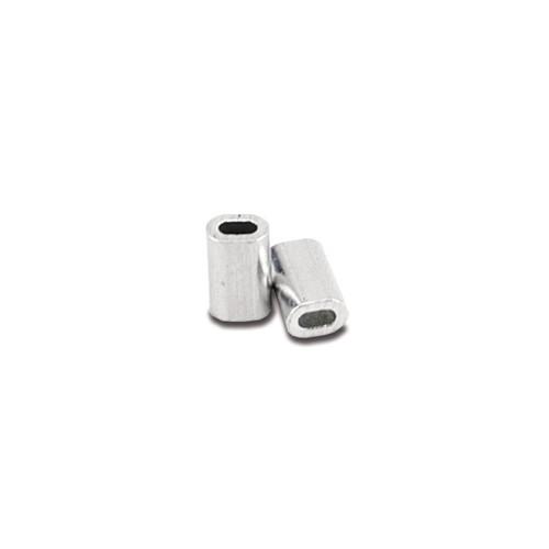 Hi-Seas Grand Slam® Aluminum Leader Sleeves #GS-G-50