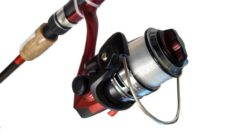 Okuma TroutFire Spinning Combo TS702M-20 #TS702M-20