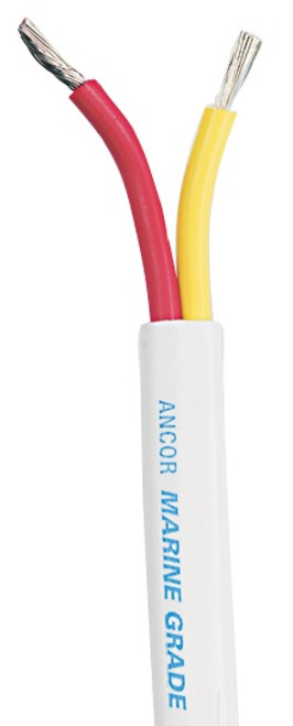 Ancor Safety Duplex Flat Cable #123710