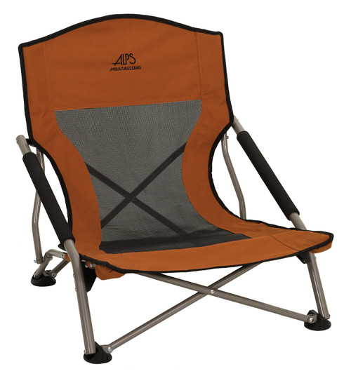 ALPS MOUNTAINEERING Rendezvous Camp Chair RUST #8013905