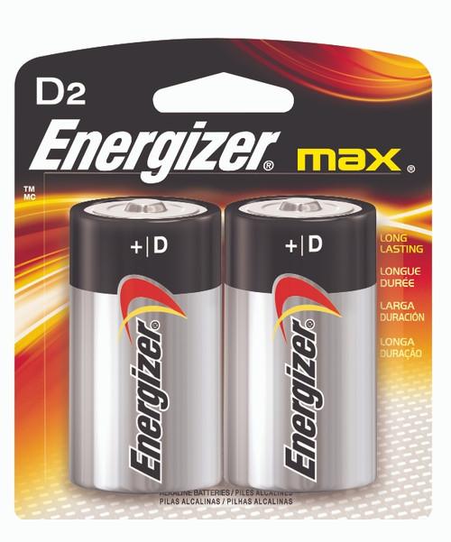 Energizer® MAX® Batteries #E95BP-2