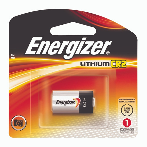 Energizer® Photo Lithium CR2 Battery #EL1CR2BP