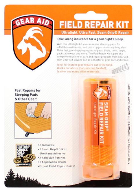 McNett® Gear Aid™ Seam Grip® Field Repair Kit #10591