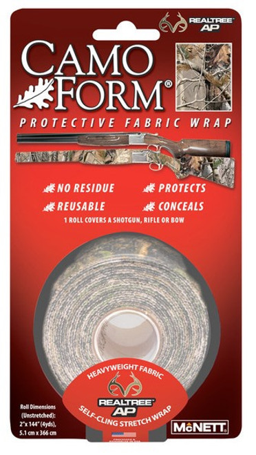 McNett® Tactical Camo Form® Camouflage Reusable Fabric Wrap