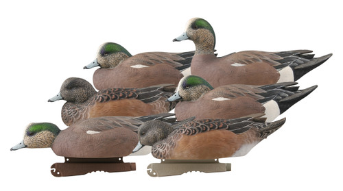 Avery Outdoors Pro-Grade Wigeons Decoys Pack #73143