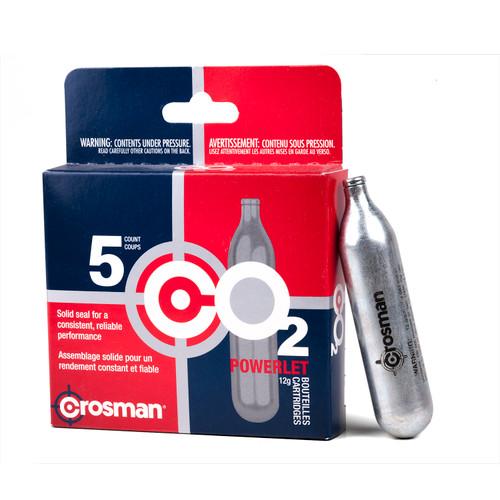 Crosman® CO₂ Powerlet Cartridges #231B