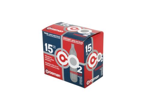 Crosman® CO₂ Powerlet Cartridges #C2315