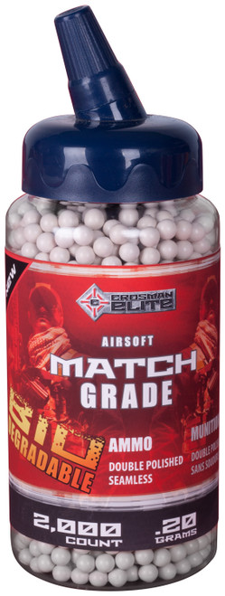 Crosman® Biodegradable Airsoft BBs #SAP2020E