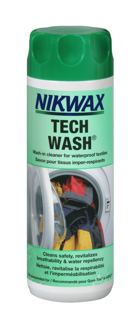 NIKWAX® Tech Wash® Fabric Cleaner #DL181