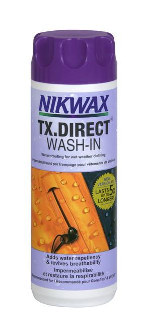 NIKWAX® TX.Direct® Wash-In Fabric Waterproofing Restorer #DL251