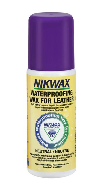 NIKWAX® Waterproofing Wax For Leather™ Liquid #DL751