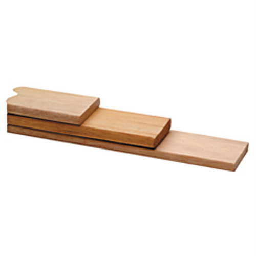 Attwood® Cover Support Wood Bows #10702-1