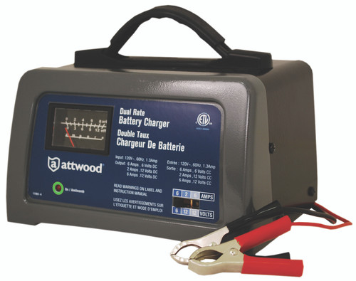 Attwood® Battery Charger #11901-4