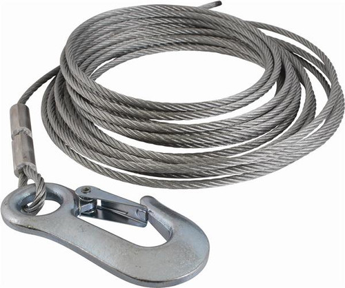 Attwood® Heavy Duty Winch Cable #11003-5
