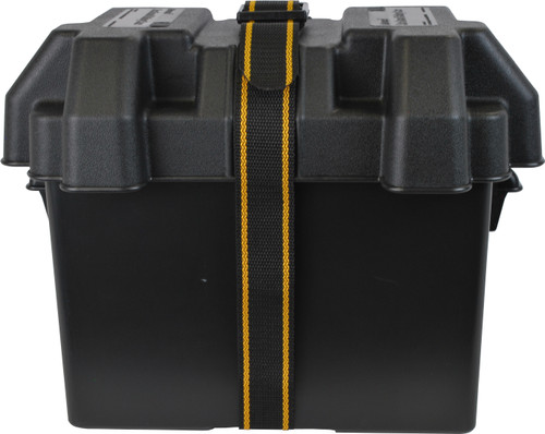 Attwood® Standard 24 Battery Box #9065-1