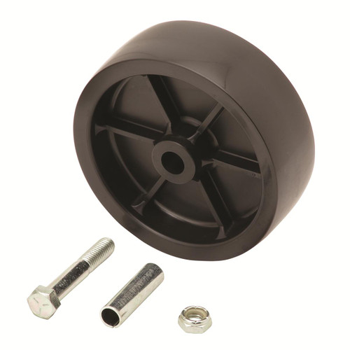 "FULTON Replacement 6"" Poly Jack Wheel Service Kit #6811S00"