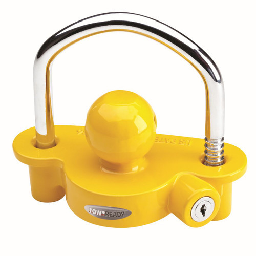 TOW READY KEYED ALIKE Universal Coupler Lock #72783