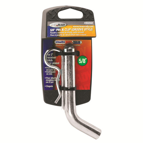 TOW READY Hitch Pin & Clip #63240