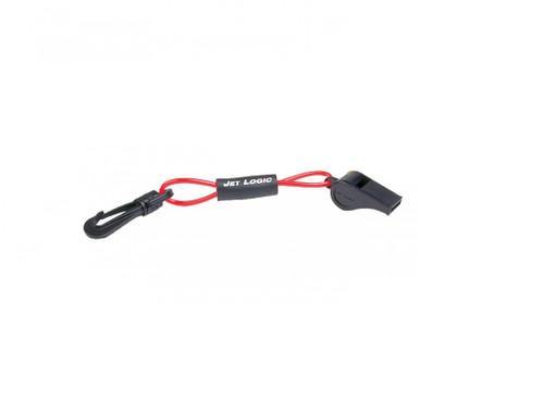 JET LOGIC Safety Whistle & Lanyard #W-2