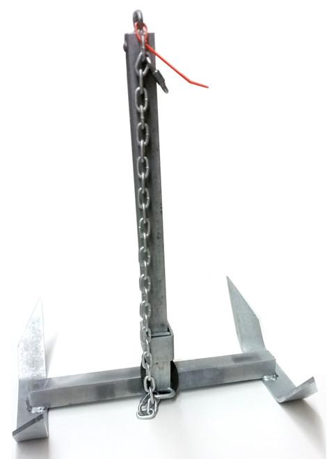 EZ Marine EZ Stow Anchor & Chain 40EZSA #40EZSA
