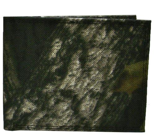 Hickory Creek Mossy Oak® Nylon Bi-Fold Wallet
