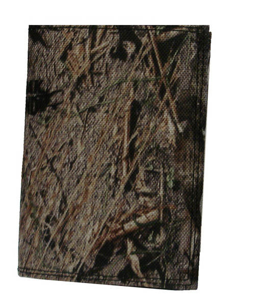 Hickory Creek Mossy Oak® Nylon Tri-Fold Wallet